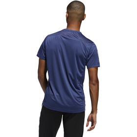 adidas OWN The Run Tee Men, tech indigo